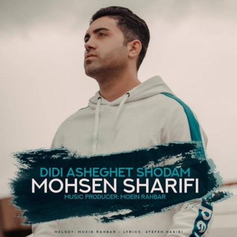 دانلود آهنگ دیدی عاشقت شدم از محسن شریفی