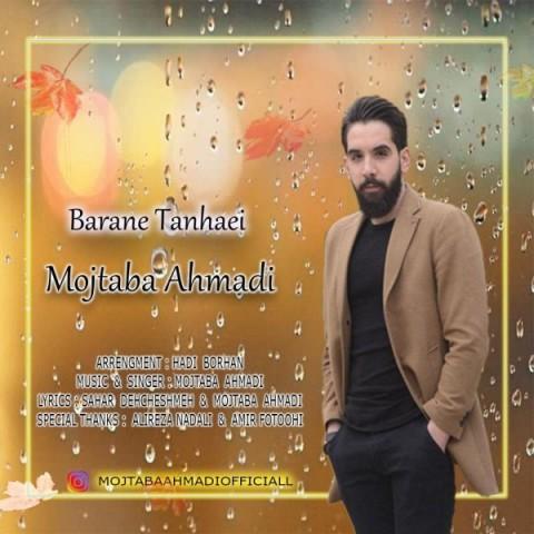 دانلود آهنگ باران تنهایی از مجتبی احمدی