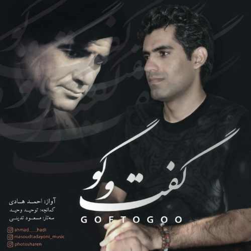 دانلود آهنگ گفت و گو از احمد هادی