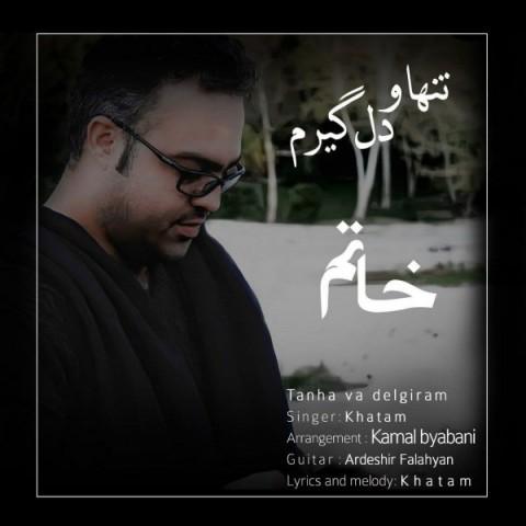 دانلود آهنگ تنها و دل گیرم از محمد خاتم